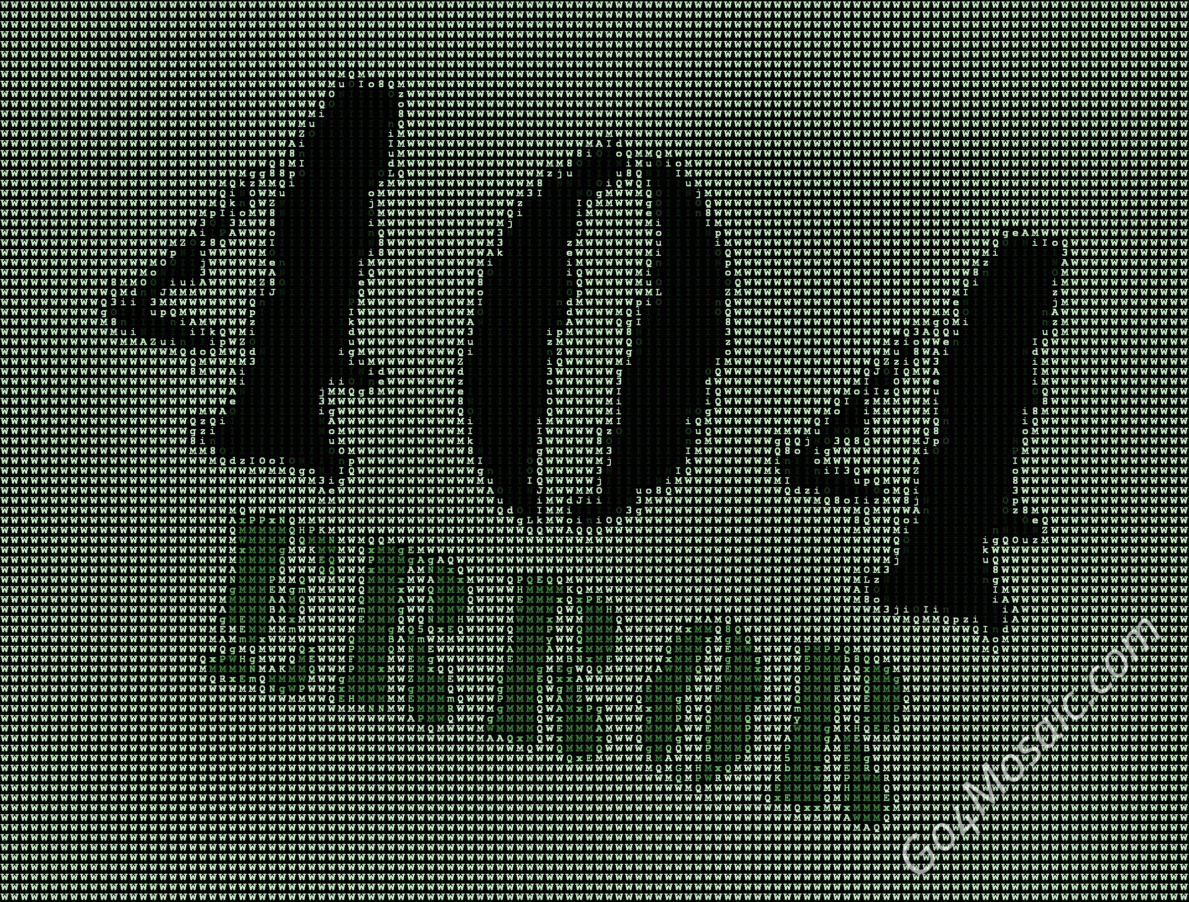 404 Error mosaic from Green Letters