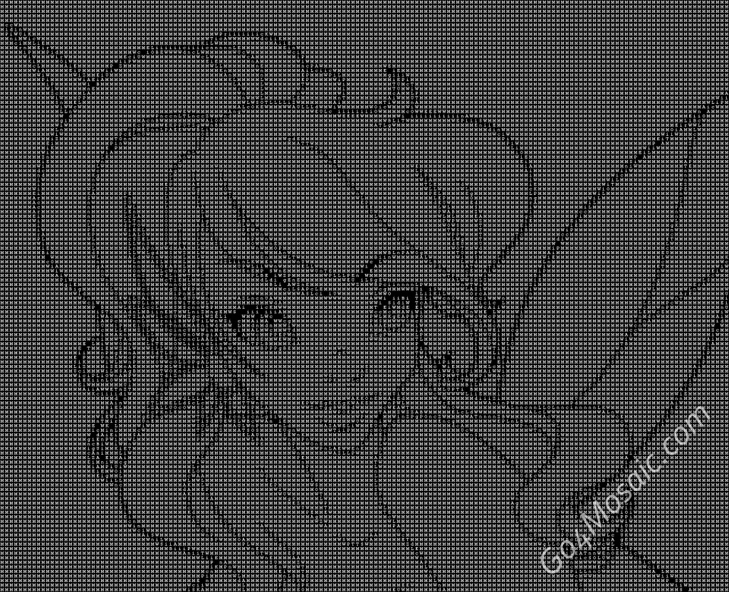 Fairy Lineart from Letters