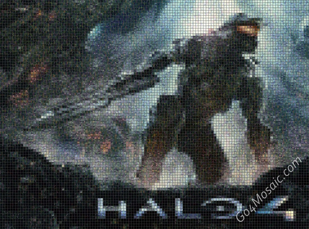 Halo 4 from Marble